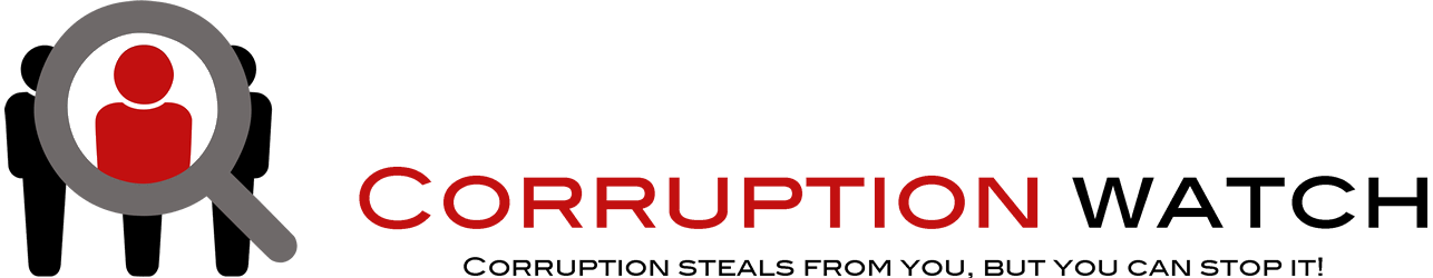 Corruption Watch Logo